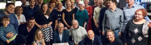 II Urodziny Masters Olsztyn